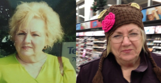 "Evelyn Annett Davis  W/F/78 DOB:12/25/35 Height: 5'06"" Weight:200 Lbs Hair: Blonde Eye: Blue"