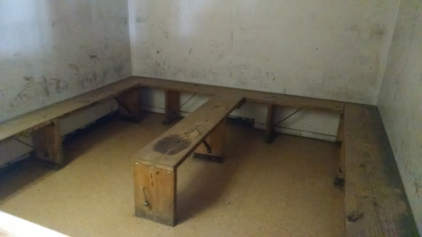 Juvenile Holding Cell