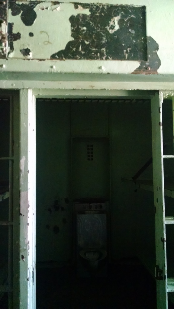 The same cell was used for Lee Harvey Oswald AND Jack Ruby.