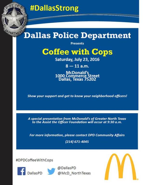 DallasStrongCoffeewithCops