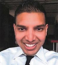 Rayan Ganesh, 32, A/M