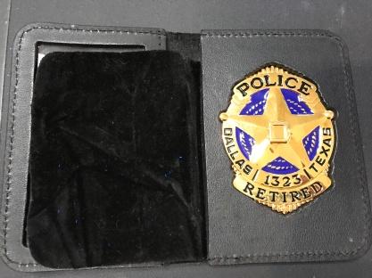 Retiree Badge 1323
