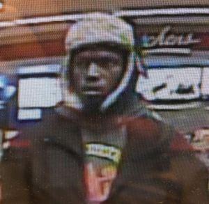 Quik Trip Robbery Suspect